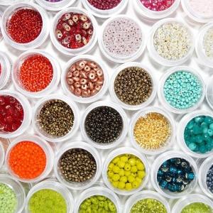 KERNs DIY Maskenkette - Perlen zum Auffädeln